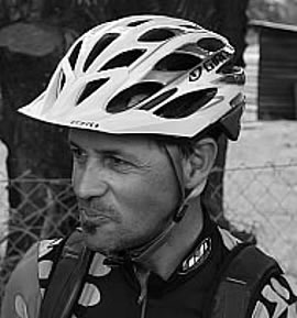 Germán González - mountain bike