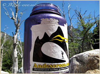 Andes Cross mountain guiding in Patagonia, Argentina - Contact information