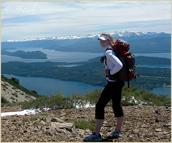 Cerro Bella Vista daily guided hike in Bariloche, Patagonia Argentina
