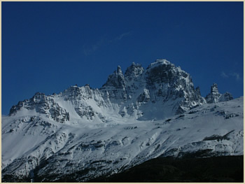 Cerro Castillo - Backcountry skiing at the end of the world - Patagonia South America