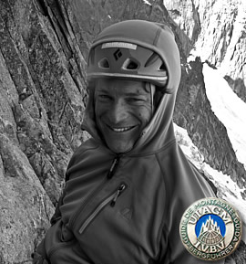 Jorge Kozulj - Andescross UIAGM Mountain guide - mountaineering, trekking, back country skiing