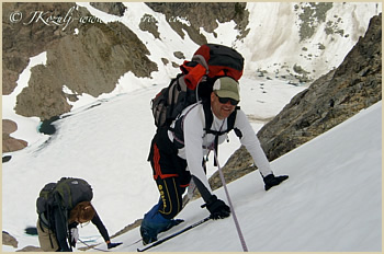 Mountaineering - Patagonia South America